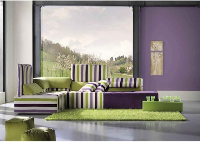 Salas modernas salas y comedores decoracion de living for Salas departamentos modernos