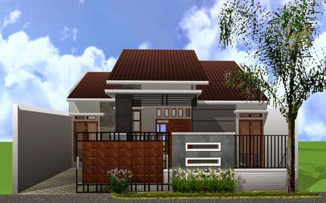 Rumah minimalis cantik 2