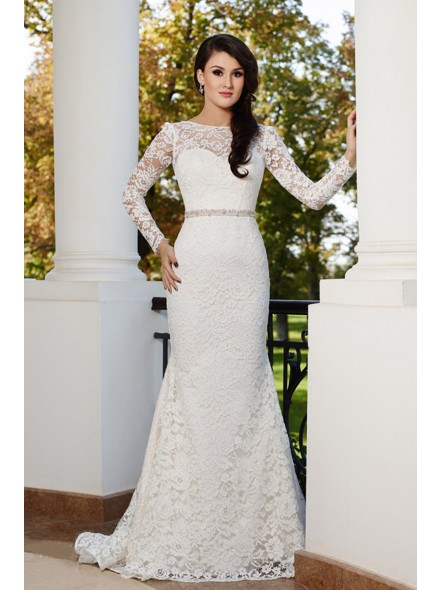 http://www.landybridal.co/timeless1dreamy-v-neck-natural-mini-lace-ivory-3-4-length-sleeve-wedding-dress-with-ribbons-lwxm15004.html