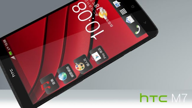 HTC M7 Smartphone features and specifications