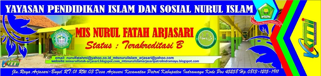 MADRASAH IBTIDAIYAH NURUL FATAH ARJASARI
