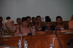 Pembinaan dan Pemberdayaan Komite Sekolah Se-Kota Bekasi Tahun 2011