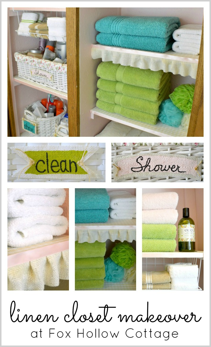 Project linen closet reveal pretty and organized fox for A bathroom item that starts with n