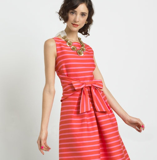 Gone Dotty Kate Spade Inspired Dress