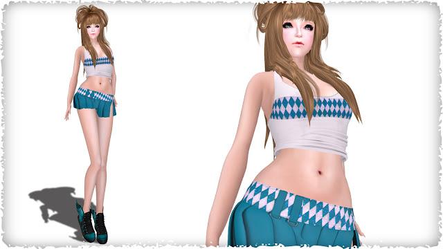 FLG - Diamond Outfit