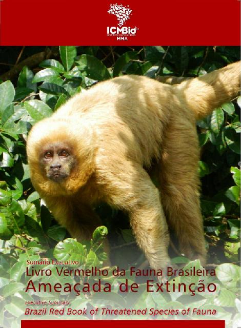 Livro Vermelho das Espécies Ameaçadas de Extinção