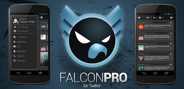 Falcon Pro (for Twitter) v1.6.2a APK