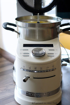 Experimente aus meiner Küche: Cook Processor von Kitchen Aid