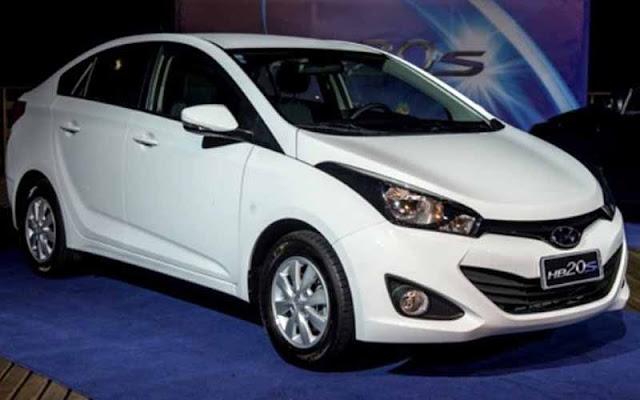 novo Hyundai HB20 S Sedã