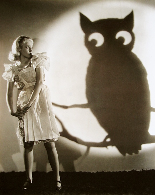 June Lang #vintage #halloween #1930s