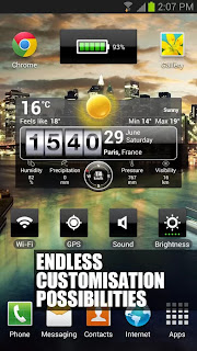 Pimp Your Screen with Widgets 1.0.3 Apk Download