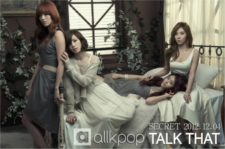 SECRET Talk That Group Teaser