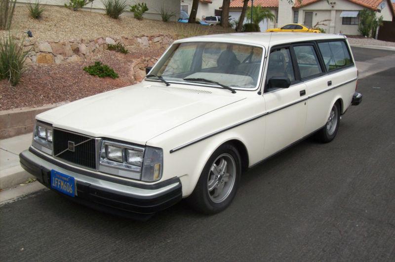 Daily Turismo: 5k: Exempt: 1982 Volvo 240 Diesel Wagon ...