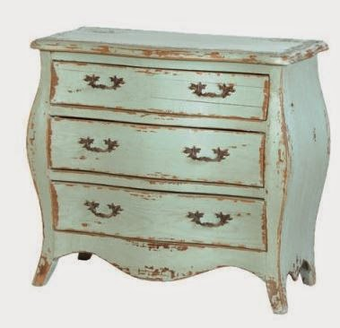 french shabby chic drawers