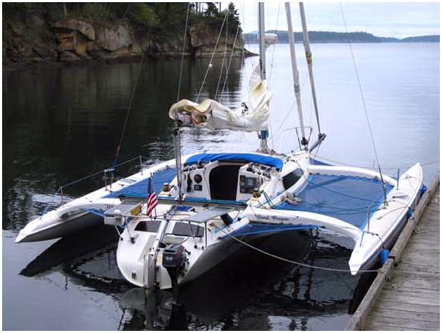 Парусные лодки своими руками