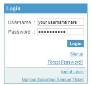 IRCTC.CO.IN IRCTC Online Passenger Reservation for  E-ticket and  i-Ticket