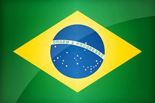 Gambar Bendera Negara Brazil 3
