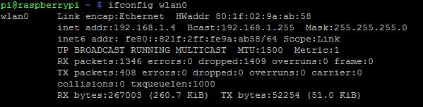 Raspberry Pi Wi-Fi Configuration