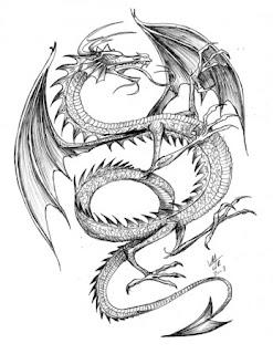 dicas e significados de Tatuagens de Dragão