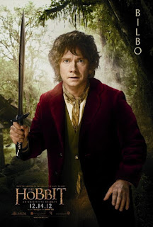 Hobbit poster via IMPAwards.com