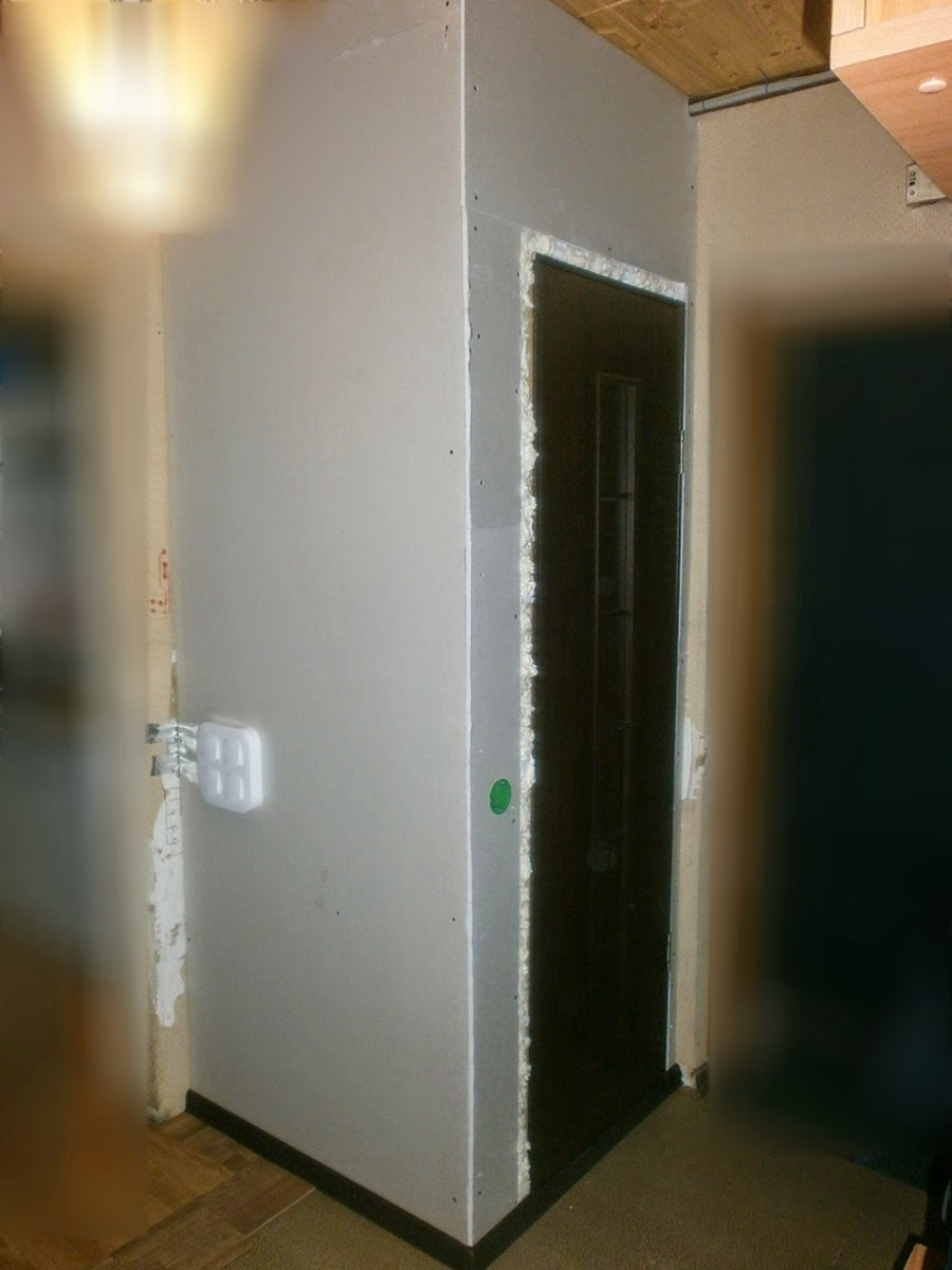 Кладовая в квартире