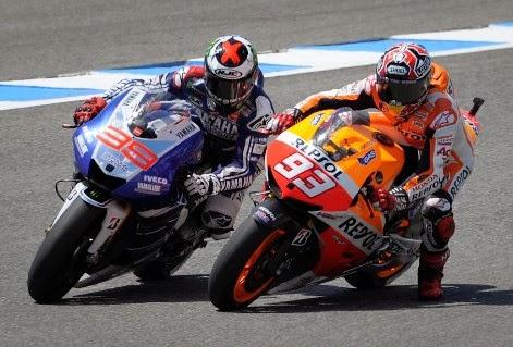 Valencia jadi penentuan siapa juara dunia MotoGP musim 2013 ini