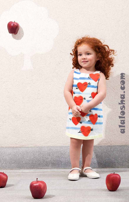 ALALOSHA: VOGUE ENFANTS: MOSCHINO Toddler collection ...