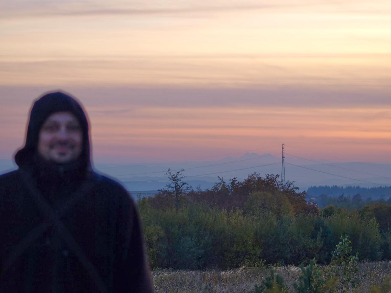 Tatry z Gogołowa, Tatry, Gogołów, widok