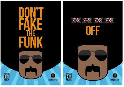 fake the funk posters