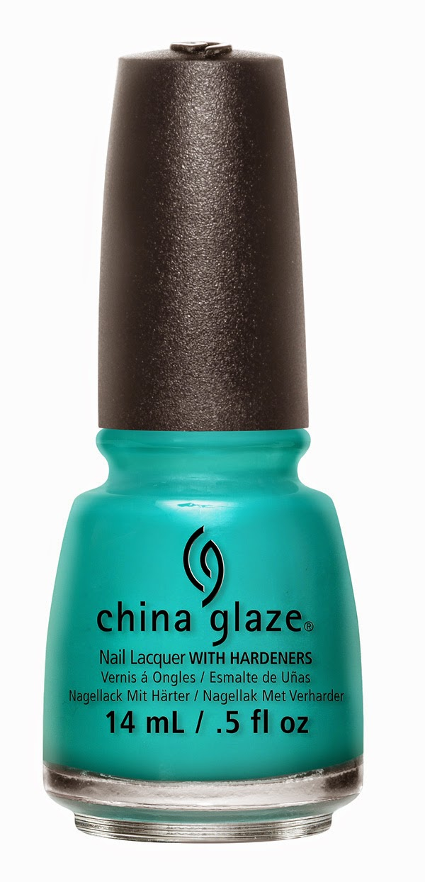 China Glaze My Way of the Highway