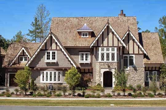 House plans and design architectural designs tudor for Tudor home plans