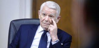 ✡ Meleșcanu: Dacă Iohannis nu acceptă mutarea ambasadei la Ierusalim ne ducem la CCR