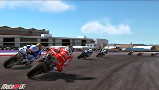 Gameplay MotoGP 13