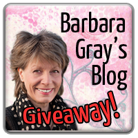 Barbara Gray's Blog Giveaway