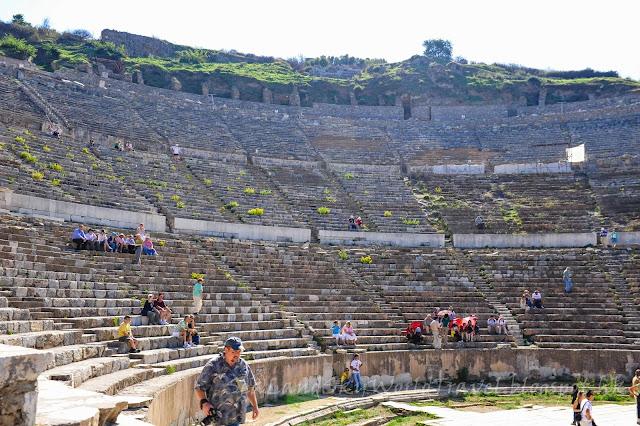 土耳其, turkey, 以弗所古城, Ephesus
