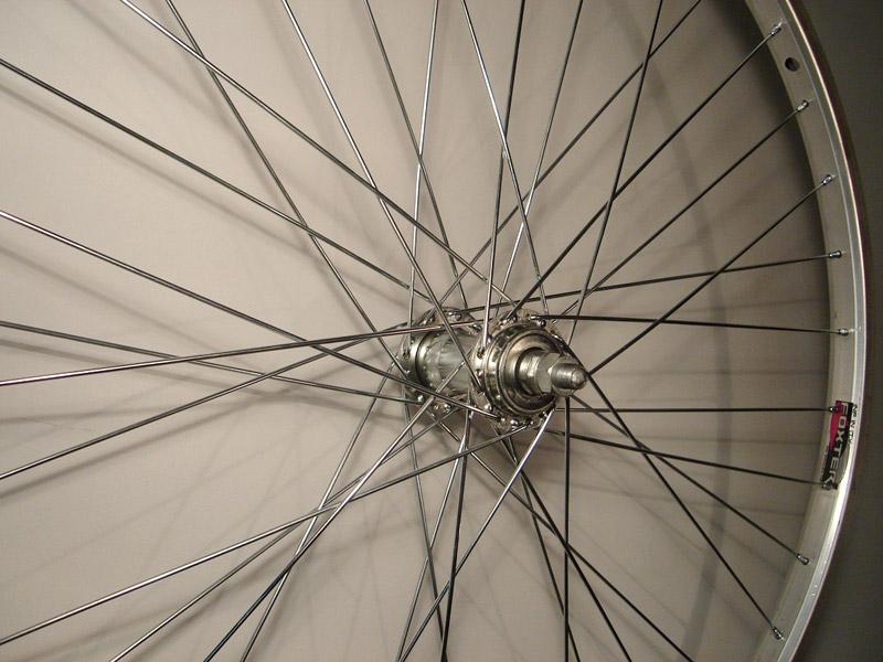 Venta y montaje de llantas para bicicletas en Zaragoza