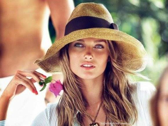 pelo 2014 sombreros accesorios