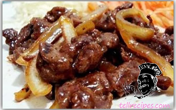 Beef Recipes - Teriyaki Beef