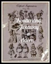 Wonderland Giveaway