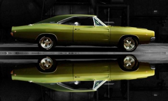 Dodge Charger Olive Paint Classic Sports Car Wallpaper Sport - Classic car paint