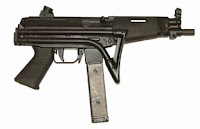 FAMAE SAF Submachine Gun
