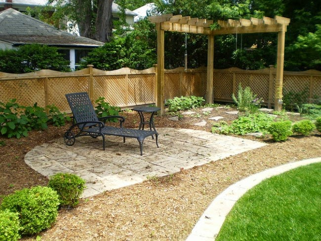 Fl backyard gardening ideas photograph florida backyard la for Florida backyard landscaping ideas