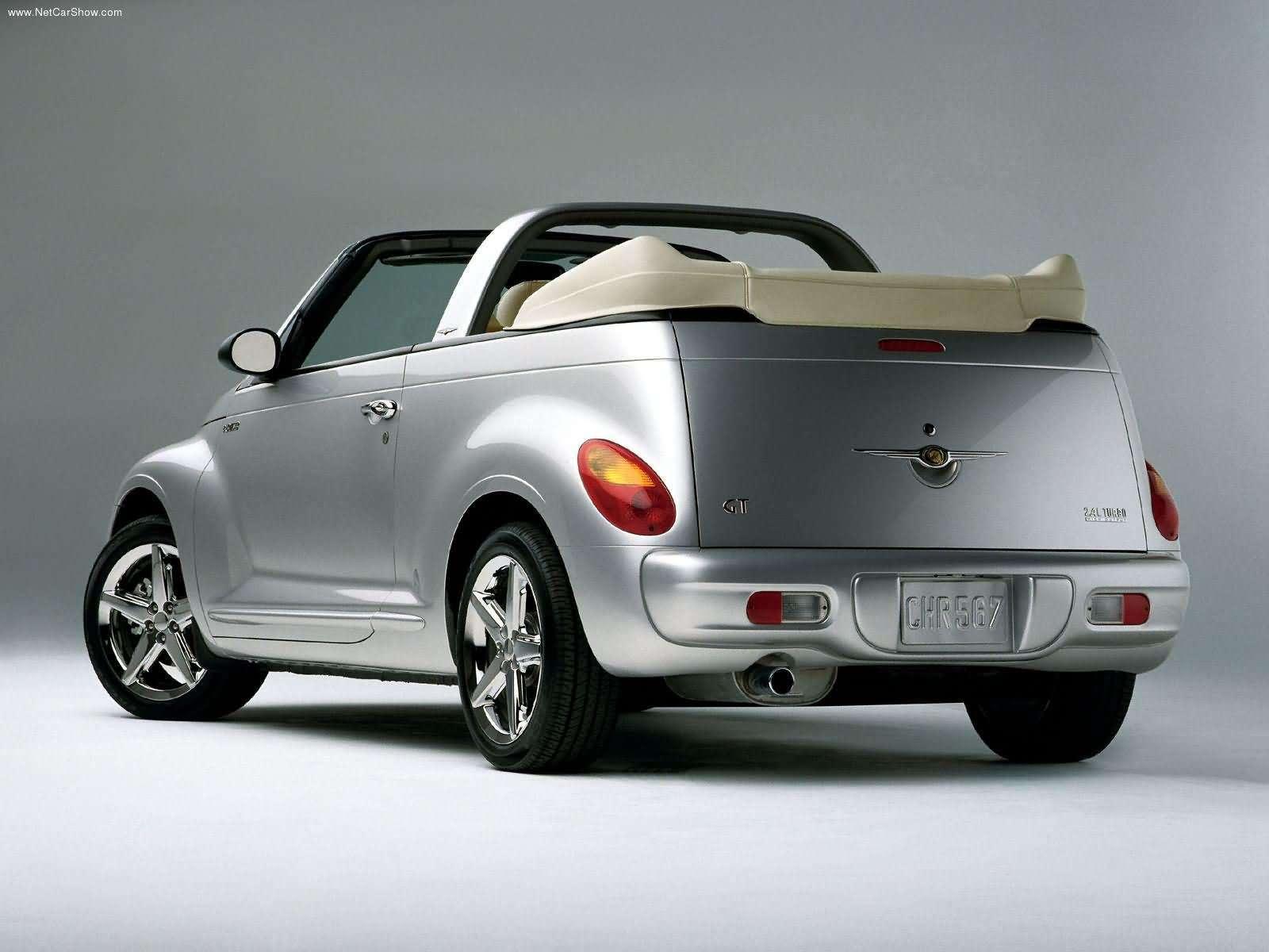 Hình ảnh xe ô tô Chrysler PT Cruiser Convertible 2005 & nội ngoại thất