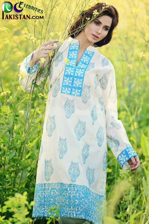 Zahra Saeed Latest Fashion Collection