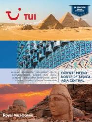 Tui Royal Vacaciones Asia, África, Oriente Medio 2015