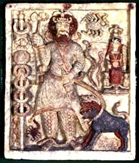 MYTHOLOGIE, CONTES ET LEGENDES... - Page 3 Nergal