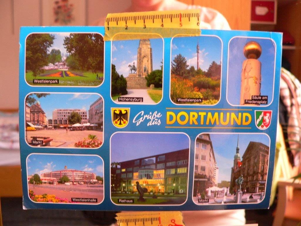 Ansichtskarte Dortmund Rehaklinik Bad Wildungen