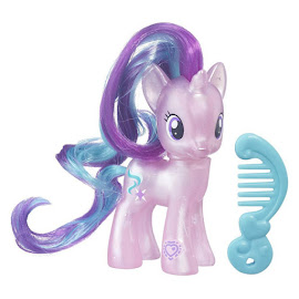 MLP Pearlized Singles Wave 1 Starlight Glimmer Brushable Figure