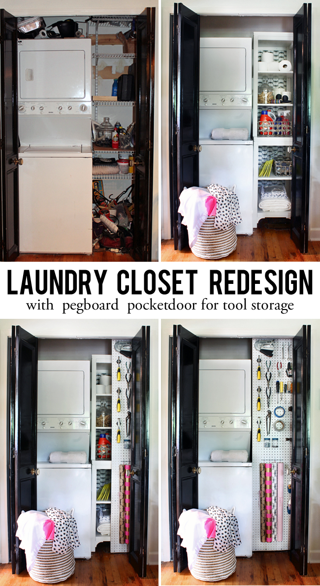 the HUNTED INTERIOR: Laundry Room Redesign + $500 Home Depot GIveaway