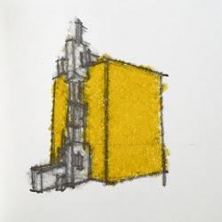 tek sculpt en blok geel